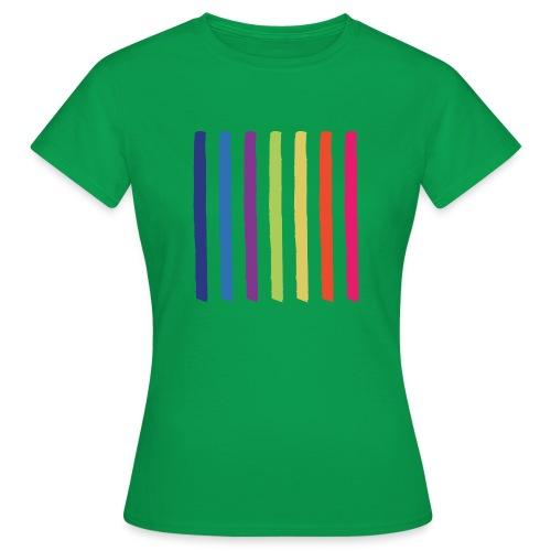 Lines - Women's T-Shirt