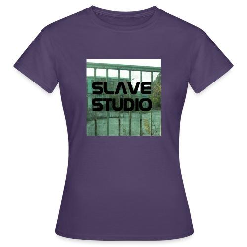 Logo_SLAVE_STUDIO_1518x1572 - Maglietta da donna