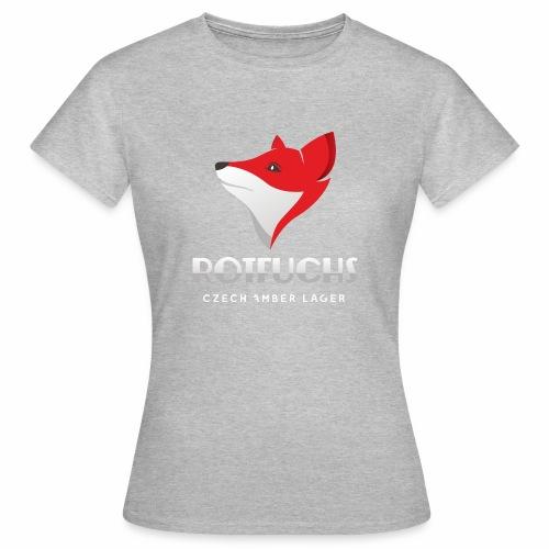 HBH RotFuchs1 - Frauen T-Shirt