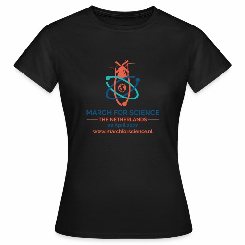MfS-NL logo light background - Women's T-Shirt