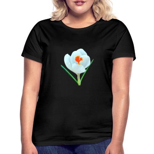 TIAN GREEN - Krokuss 2020 - Frauen T-Shirt