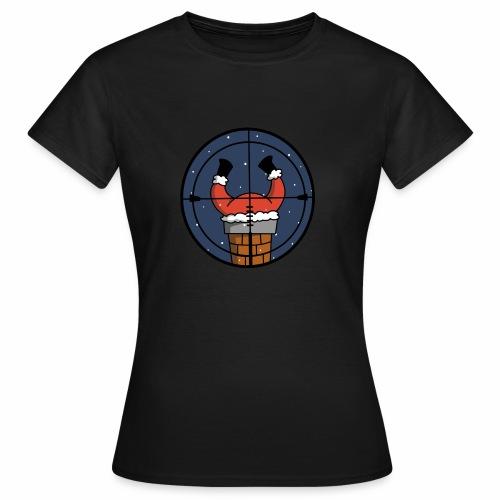 père noël - T-shirt Femme