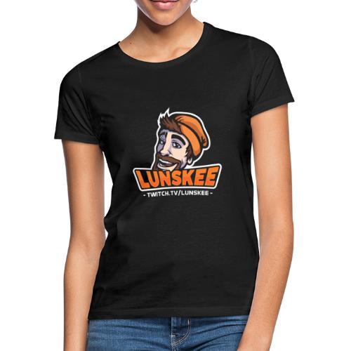 Lunskee Mascot Logo - Vrouwen T-shirt