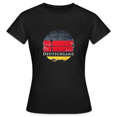DEUTSCHLAND 2 - Women's T-Shirt
