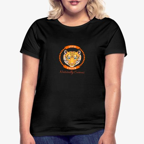 Info Tiger - Women's T-Shirt