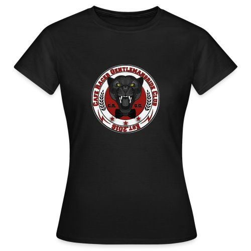 logopanthercrfcnew - Women's T-Shirt