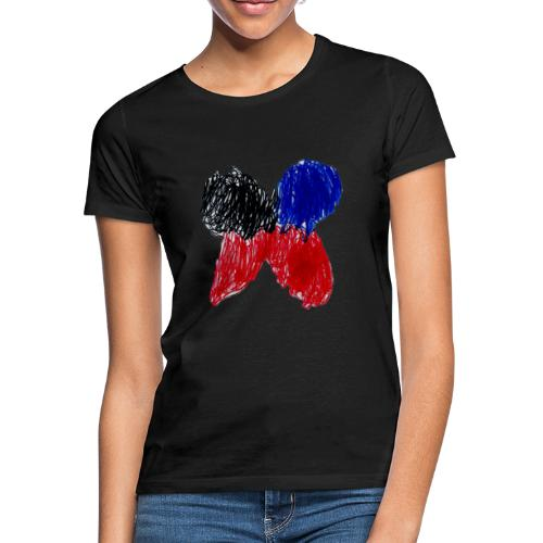 The Butterfly - Women's T-Shirt