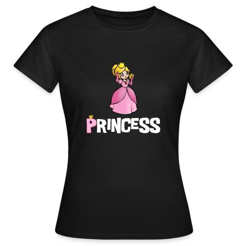 Princess - T-shirt Femme