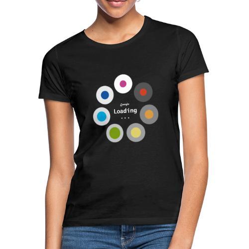 Energie Loading... - Frauen T-Shirt