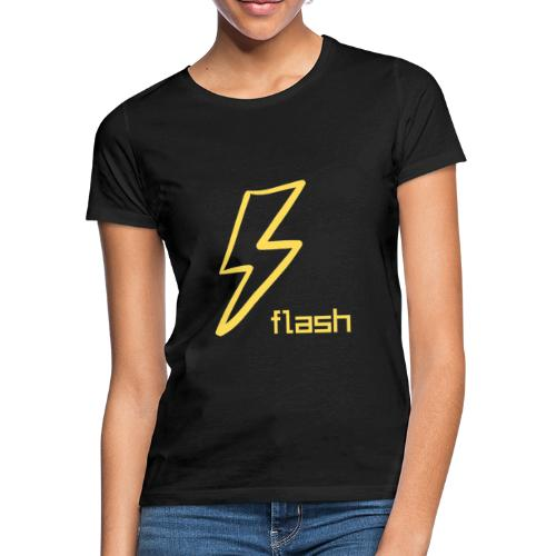 Flash - Dame-T-shirt