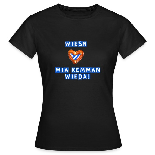Mia Kemman Wieda - Frauen T-Shirt