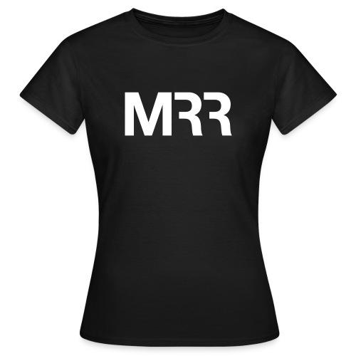 mrr vit - T-shirt dam