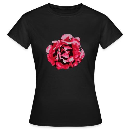 rose - Frauen T-Shirt