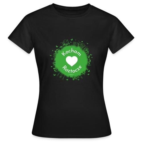 Kocham Roztocze - Koszulka damska