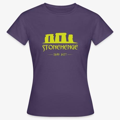 STONEHENGE - Maglietta da donna