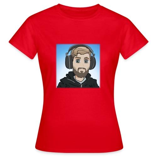 KalzAnimated - Dame-T-shirt