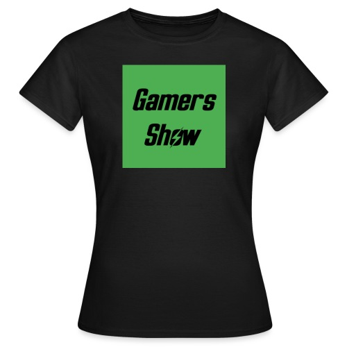 Gamers Show Logo - Women's T-Shirt