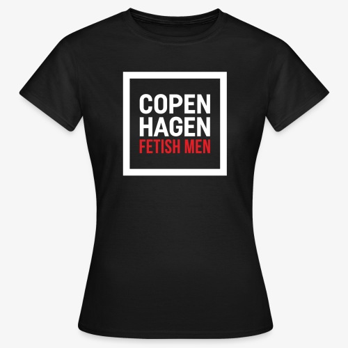 Copenhagen Fetish Men Jacket - Dame-T-shirt