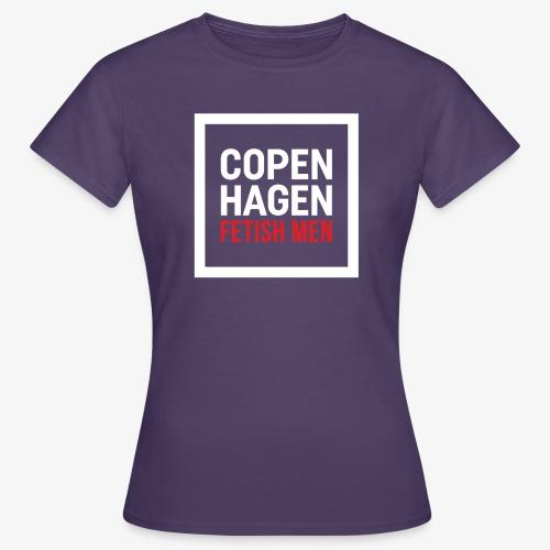 Copenhagen Fetish Men Jacket - Dame-T-shirt