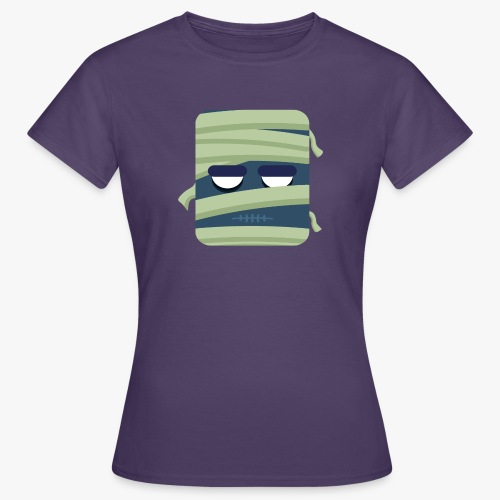 Mini Monsters - Mummy - Dame-T-shirt