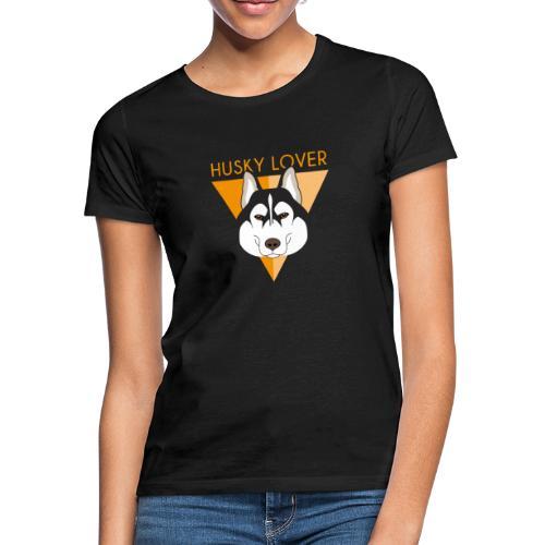Husky - Brown - Maglietta da donna