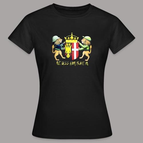 Neuss am Rhein - Frauen T-Shirt