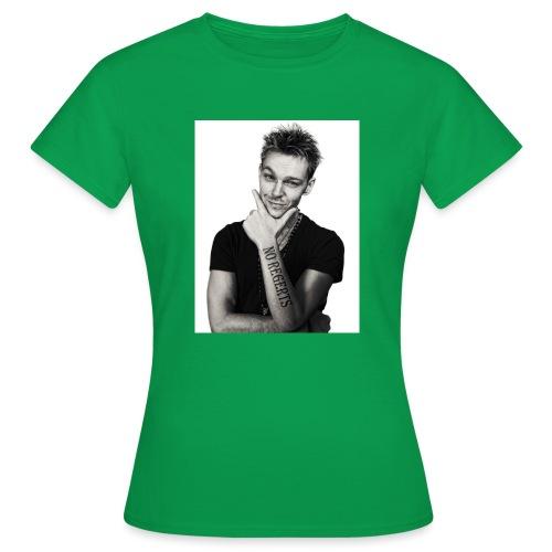 No Regerts - Women's T-Shirt