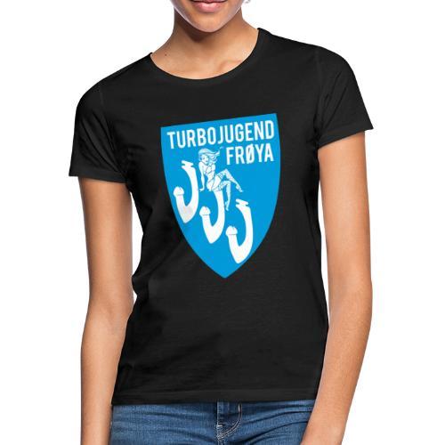 highreslogo copy - T-skjorte for kvinner