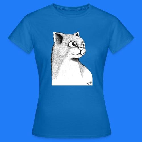 CAT HEAD by AGILL - T-shirt Femme