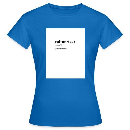 Volontaire - T-shirt Femme