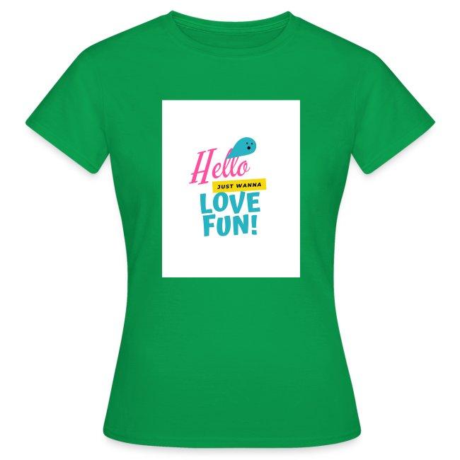 hello love fun