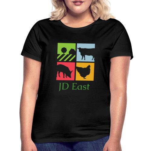 JD East - Frauen T-Shirt