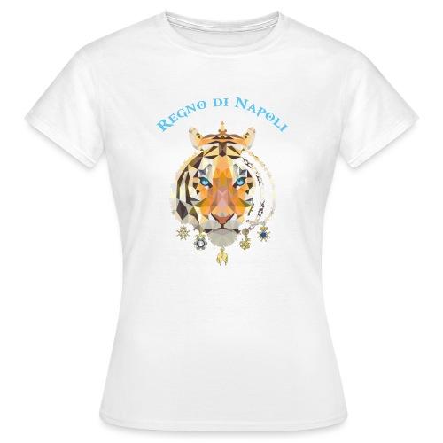 regno di napoli tigre - Maglietta da donna