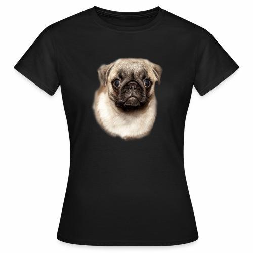 Mops - Frauen T-Shirt