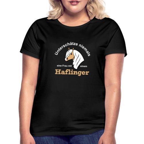 Unterschaetze1 - Frauen T-Shirt