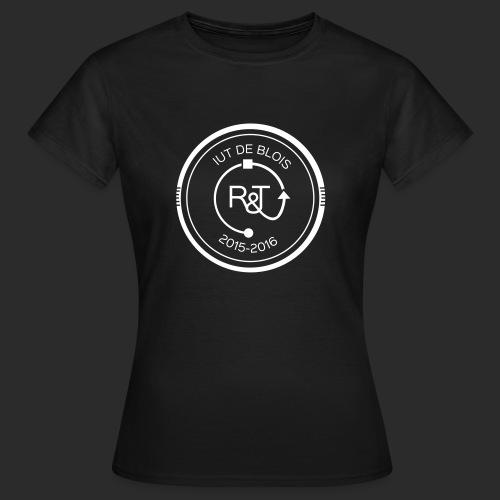 R&T 2015-2016 - T-shirt Femme