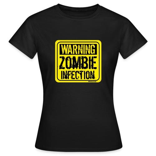 tshirt zombie png - Maglietta da donna