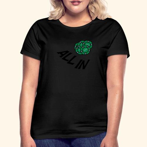 allin1 - Frauen T-Shirt