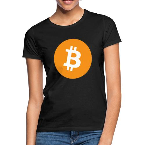 Bitcoin Shirt - Frauen T-Shirt