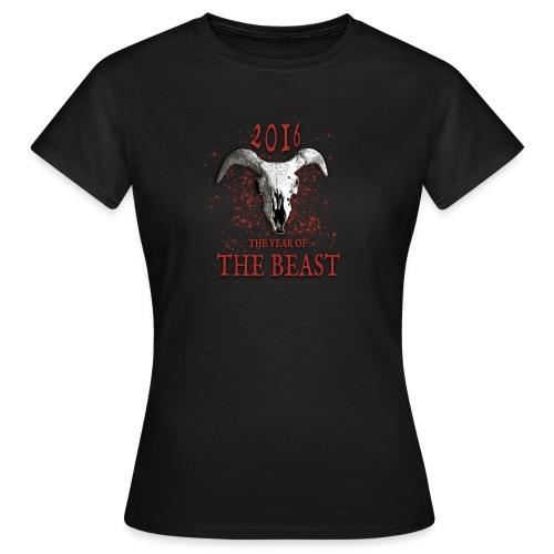 2016 - Women's T-Shirt