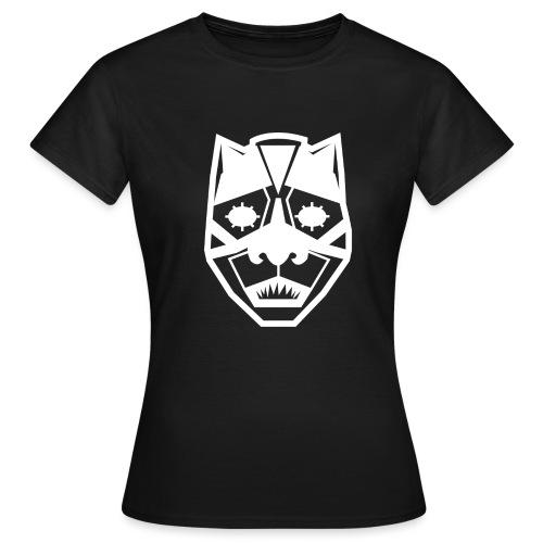Mask White - Maglietta da donna