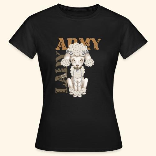 Army Dog - Camiseta mujer