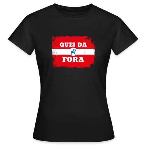 Quei da Fora - Maglietta da donna