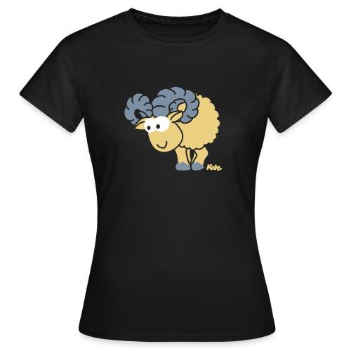 Widder (2c) - Frauen T-Shirt