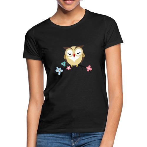 Owl - Camiseta mujer
