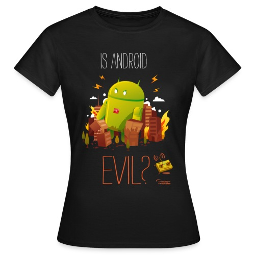 VMtshirt android png - Women's T-Shirt
