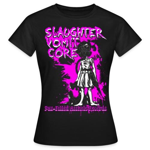 SVC Pink Bio - Frauen T-Shirt