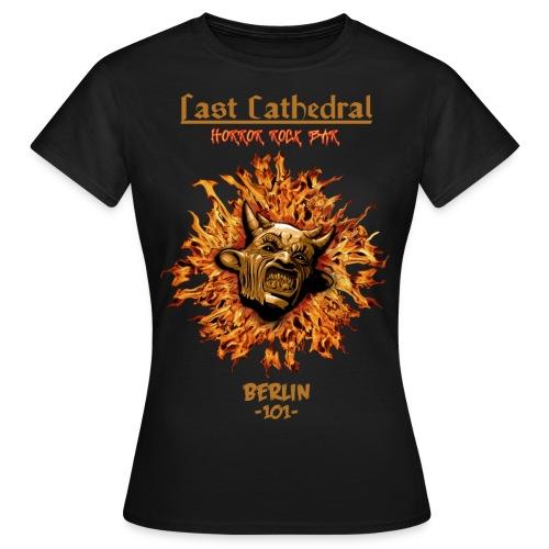 Last Cathdral - Frauen T-Shirt