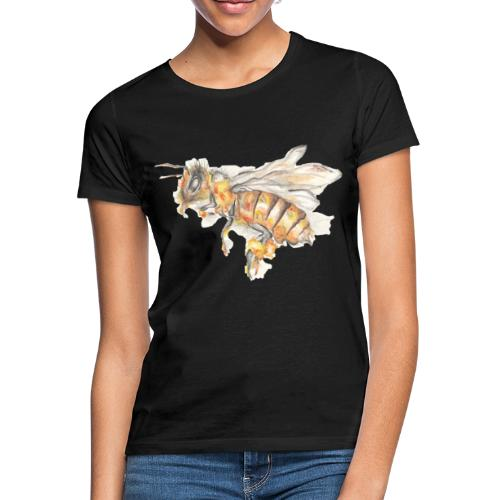 MG002 Bee | Honey | Save the Bees | Books bee - Women's T-Shirt