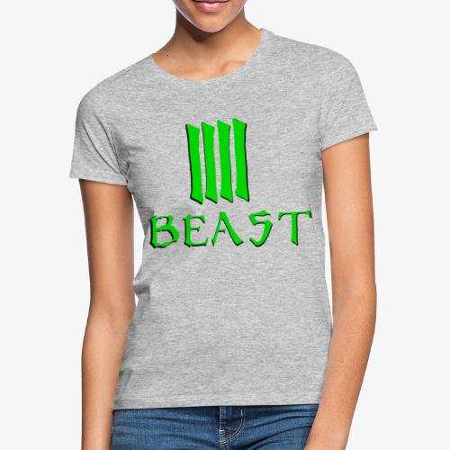 Beast Green - Women's T-Shirt